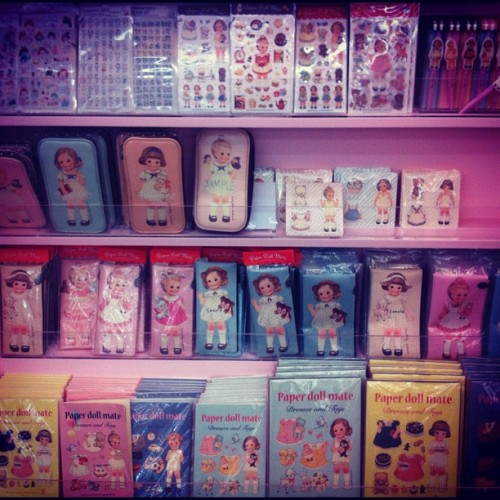 Korean stationary yes plz. #koreanstationary  (Taken with Instagram)