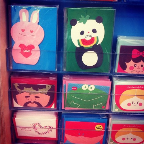 Jesus is cute? #koreanstationary  (Taken with Instagram)