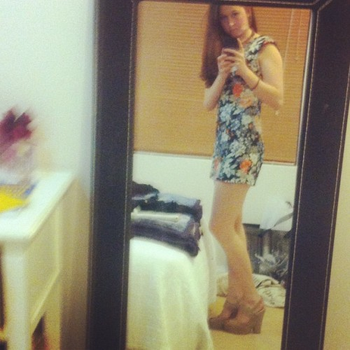 Outfit for aunties wedding. 💏 (Taken with Instagram)