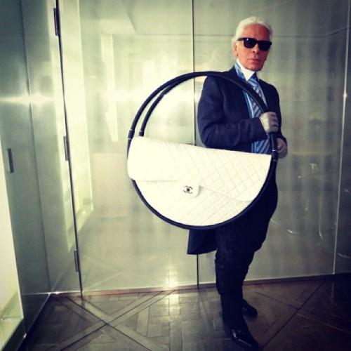 Este bolso de Chanel Primavera/Verano 2013 me parece lo más!