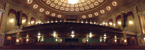 The Benedum has some gorgeous architecture that makes my day. Well worth the millions of dollars spent on its renovation.