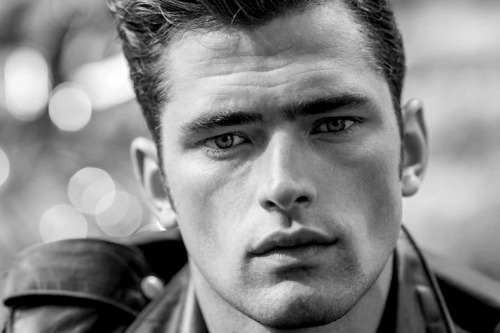Sean O'Pry for M Magazine