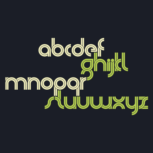 Galtor Typeface Available here