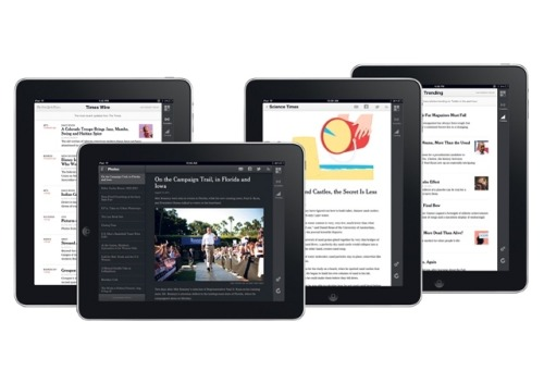 'The New York Times' launches HTML5 web app for iPad, dodges Apple's in-app subscription fees