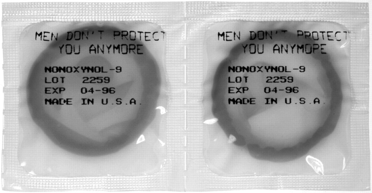 MEN DON'T PROTECT YOU ANYMOREJENNY HOLZER(her words are even more impactful today…)