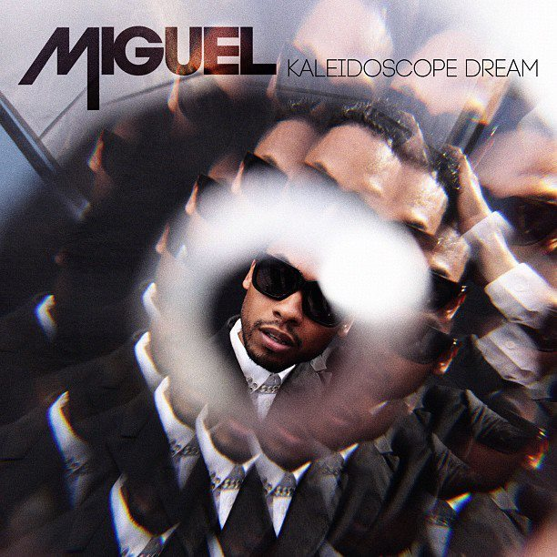 Support Miguel today and buy 'Kaleidoscope Dream' on iTunes or Amazon!!!