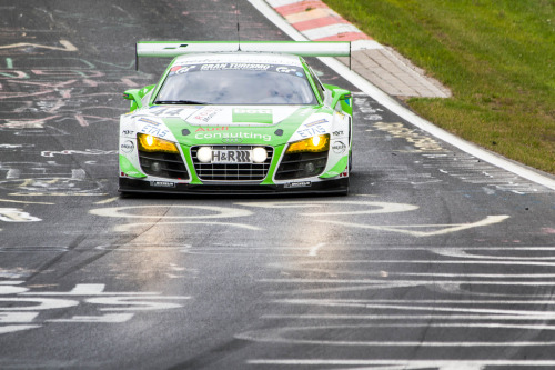 Full package Starring: Audi R8 V10 LMS (by Casper Biemans)