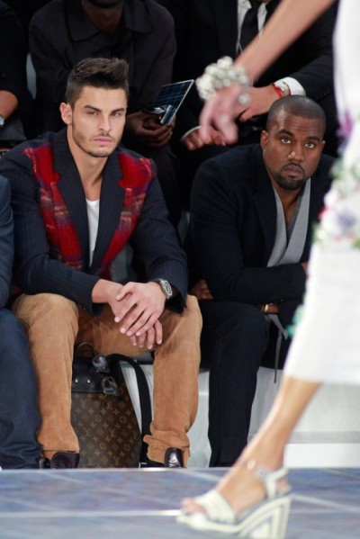 amplifiedsickness:  kuntyewest:  who's this next to kanye omg   ^^^^ srsly