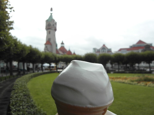 Urlaubsimpression 6.3: Lody in Sopot