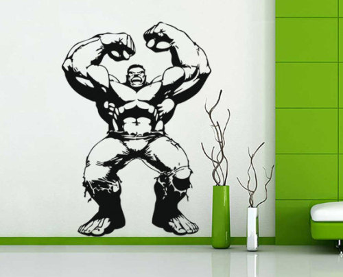 disneydiehards:  need to hulk up your walls?