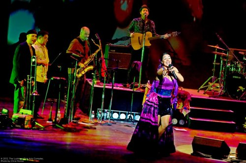 The Lila Downs show was amazing! Who came to the Luckman to see her? If you missed out, click on this rad picture to check out more images of the show.