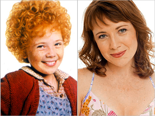 entertainmentweekly:  Ever wonder what Aileen Quinn — a.k.a. the girl who played a certain redheaded orphan in 1982's Annie — has been up to for the past 30 years? Well, we just interviewed her. (Also, Annie came out 30 years ago. Also, we are all a hundred.)  MY HEART!