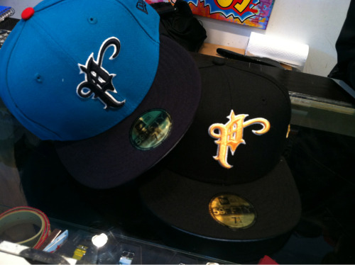 New Paulies Hats Designed by MR Cartoon