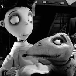 In Frankenweenie, out this weekend, Victor brings his four-legged pal back from the dead with his formidable knowledge of science. Here, we pick 7 other movie dogs we wish we could resurrect: http://bit.ly/UDEXOb