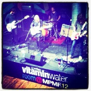 NIGHTS on the Vitamin Water stage. iPhoto courtesy of Dan Huszai