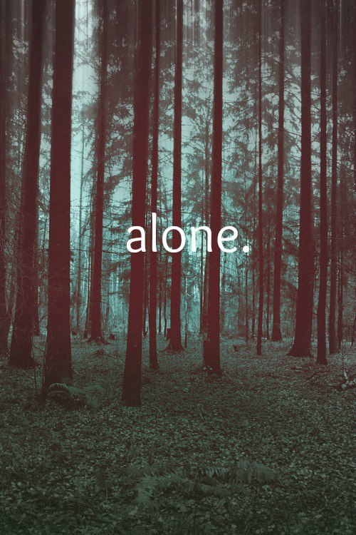 revillanfog:  Alone