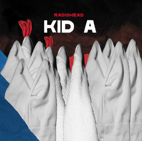thesockcovers:  Happy 12th Birthday to Radiohead's Kid A