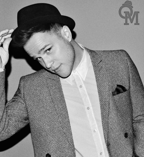 ollyofficial:  my edit from the new 2013 Calender photo's  He is even more beautiful in person it's unreal.