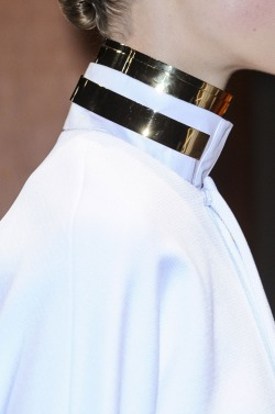 ALL BLACK & ALL WHITE SEASON11. highqualityfashion:  Givenchy SS 13