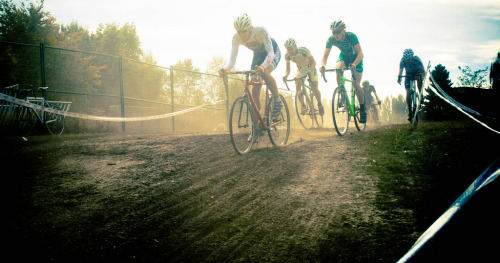 His photos are wonderful. I love the color and effects. 2012 Vanier Cyclocross Photo credit: Erich J. Harvey