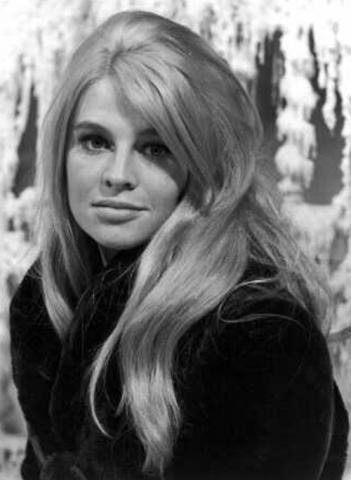 British beauty Julie Christie