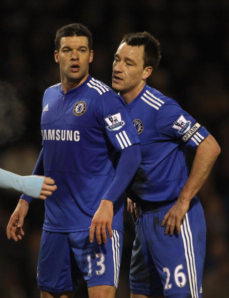 welovejohnterry:  Farewell, Michael Ballack!