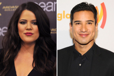via TMZ…Reality TV Star Khloe Kardashian and EXTRA host Mario Lopez will be the new co-hosts of the show The X Factor…Khloe and Mario will  make their debut in November…