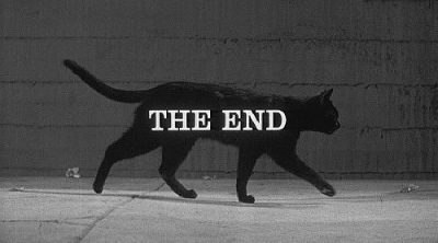 drunktofeelove:  the end.
