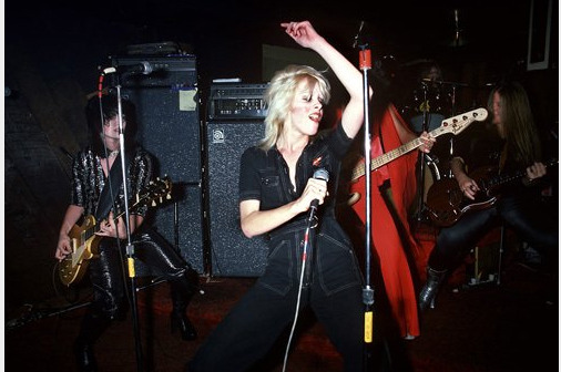 The Runaways, CBGB 1976