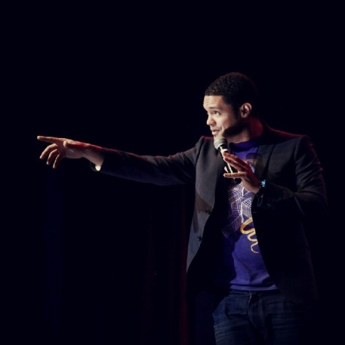 trevornoah:  Opening night in #PE what a great crowd, @TrevorNoah enjoying himself! (Taken with Instagram at Boardwalk Amphitheatre)