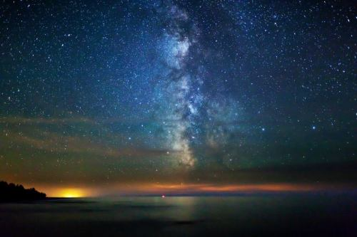 staceythinx:  Spectacular stars and skies photographed by Joel Sjaarda