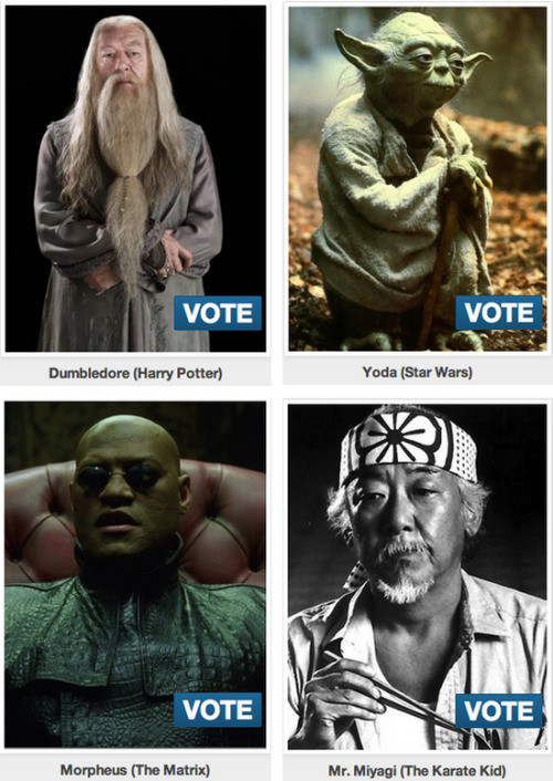 Who is the Best Fictional Teacher? [Click to begin voting] Uh Oh