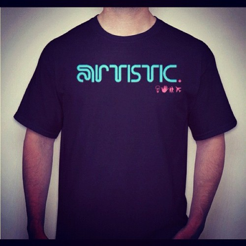"""simple statement"" - #tshirt by #artabovereality #ComingSoon to shop.artabovereality.com! Get yours! #artabovereality #inspiring #global #artistic #expression #gear #fashion #cool #new #photooftheday #picoftheday #photooftheday #igdaily #iphoneonly #clothing  (Taken with Instagram)"