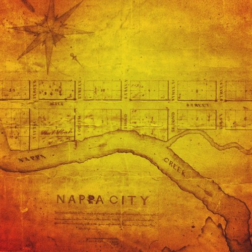 Researching Nappa (Taken with Instagram at Napa County Historical Society)
