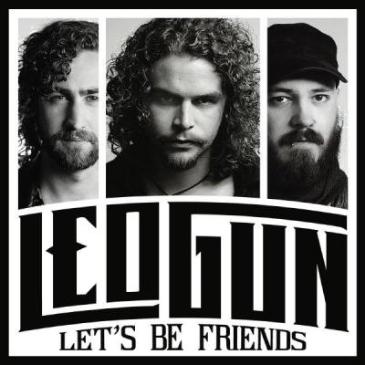 "fearlessradio:  LEOGUN Release New Single & Video for ""Let's Be Friends"" * Debut EP Coming Oct 16 British rock trio Leogun has partnered with Yamaha Entertainment Group to release their self-titled debut EP on October 16. The 4-song EP comes in advance of a full-length album due in early 2013 and marks the first-ever release on Yamaha's newly launched record label.  Check these UK cats out at North Star Bar in Philly, PA USA on Wednesday 17 October!"