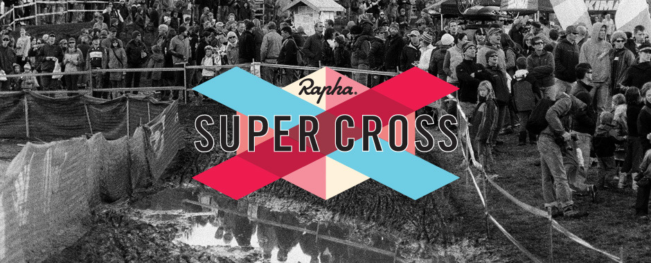 Rapha's Super Cross series returns to the UK with races in Skipton, North Yorkshire on the 20th October, Lutterworth, Leicestershire on the 27th and concludes with Alexandra Palace in London on the 28th. More information over on Rapha's website.