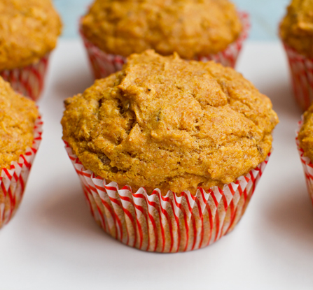findvegan:  Pumpkin Muffins for fall
