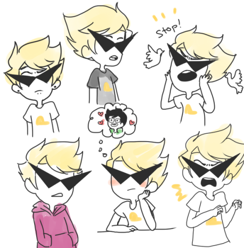 ibiscolors:  Some little Dirks
