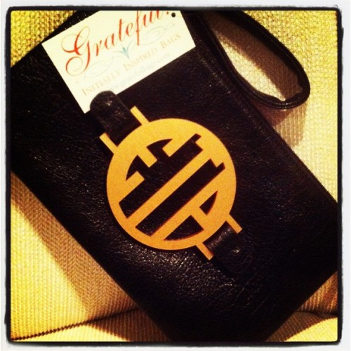 In LOVE with my new Grateful Bag!!! (Taken with Instagram)