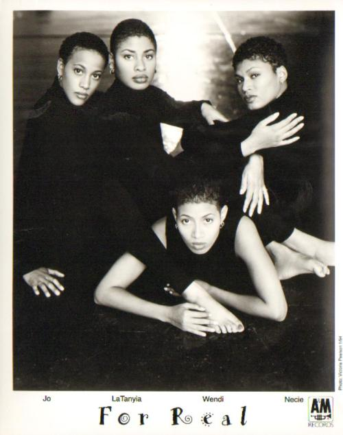 For Real another rare R&B feamale group from the 90's golden era of music http://ajcertified1.tumblr.com