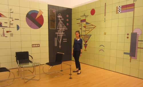 Kandinsky and I @ Museum of Modern and Contemporary Art in Strasbourg
