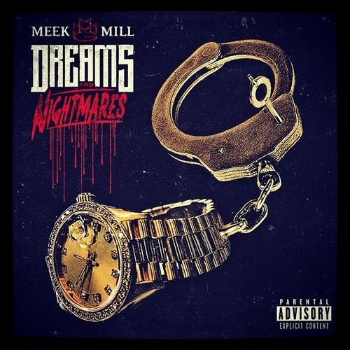 Meek Mill - Dreams And Nightmares [Album Cover Art]