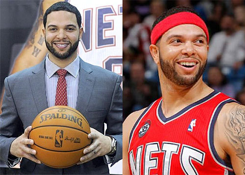 Deron Williams    (White/Black) [American]    Known as:  Professional Basketball Player (Plays for the Brooklyn Nets in the NBA & the USA National Olympic Basketball Team; Previously played for the Utah Jazz & Beşiktaş)    Awards/Accolades:  3-time NBA All Star; 2-time Olympic Gold Medalist; 2-time All-NBA Second Team; 2006 NBA All-Rookie Team    More Information: Deron Williams' Official Site, Deron Williams' Twitter page, Deron Williams' Facebook page, NBA: Deron Williams, Deron Williams' Wikipedia page    Thanks to getgln for suggesting today's Daily Multiracial!    Please feel free to suggest someone as a future Daily Multiracial!  Follow us: Twitter - Google+     DailyMulti Archives: By Date - By Name