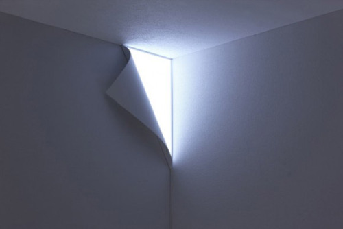 Peel Wall Lamp by YOY