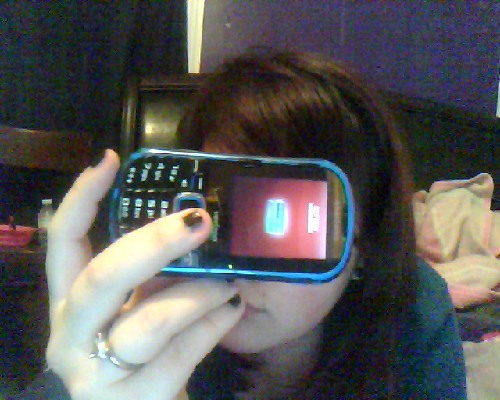 My phone is super broke lawlz.
