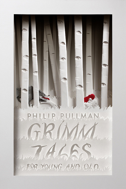 GRIMM TALES, for YOUNG and OLD by papernoodle on Flickr.