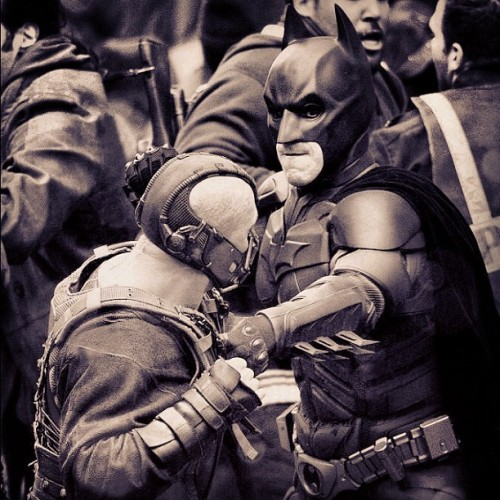 truethingstosay:  #Batman #hero 👊💪 (Publicado com o Instagram)