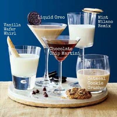 If drinking your dessert is your thing, check out these Cookie Cocktails. RECIPE