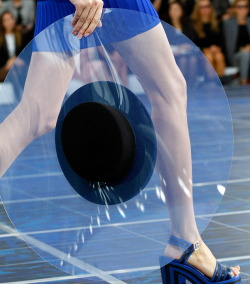 Chanel s/s 2013  Love this!