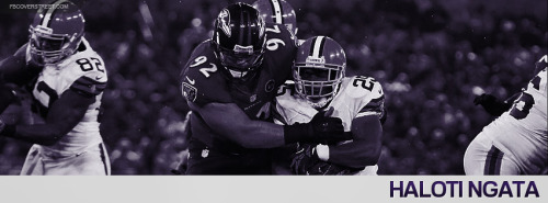 Haloti Ngata 2012 Baltimore Ravens Facebook Cover